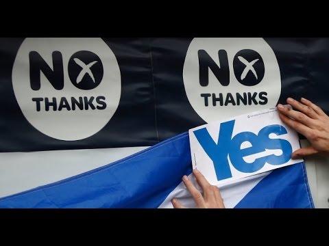 The Scottish Referendum: One Year On