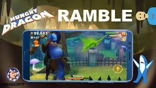 Hungry Dragon Android Gameplay Ramble