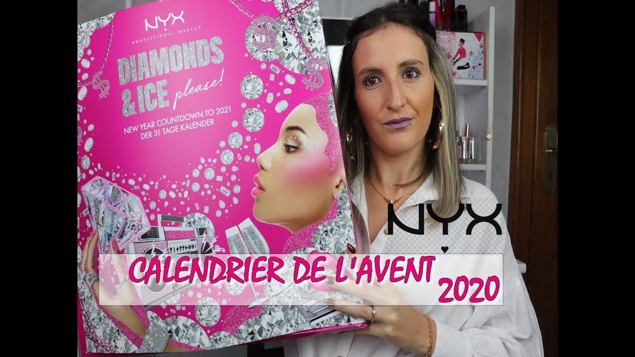 ✨CALENDRIER DE L'AVENT 2020 : NYX ✨SPÉCIALE 31 CASES [UNBOXING