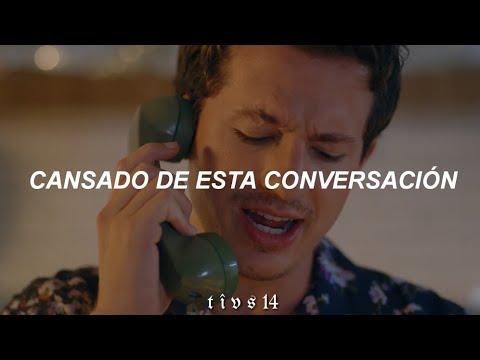 Charlie Puth - Girlfriend (Official Video + Sub. Español)