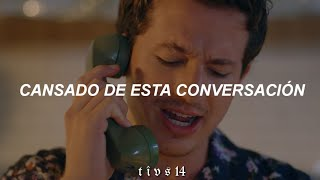 Charlie Puth - Girlfriend (Official Video + Sub. Español)