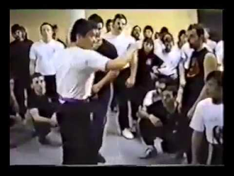 William Cheung Traditional Wing Chun Kung Fu in New York
