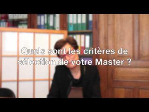 M2 Management des Systèmes d'Information - Salon des Masters EM Sorbonne