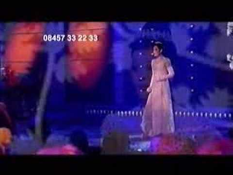 Amy Nuttall sings I Could Have Danced All Night