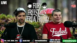 Blind Fury Freestyles to Nate Dogg Music and Me Instrumental