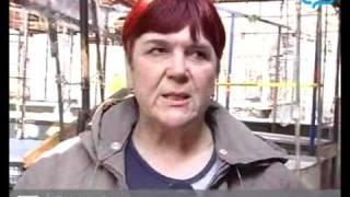 Ночной погром на центральном рынке Чернигова(В ночь с 5 на 6 апреля на центральном рынке Чернигова в присутствии милиции были разгромлены прилавки частны..., 2009-04-07T09:17:26.000Z)
