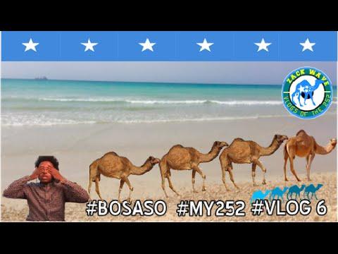 SOMALI VLOGGER | BOSASO BEACH | ZACKWAVE VLOG #6 | 2016