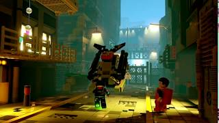 Eric Plays: The Lego Movie:VideoGame | Episode 2