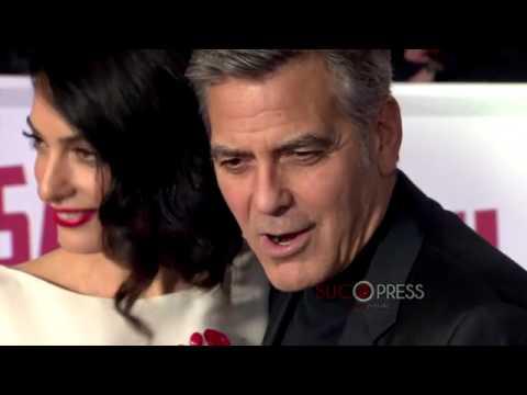 George Clooney y Amal por fin serán papás