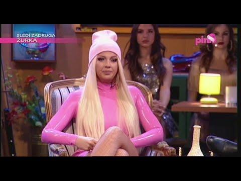 Koga Jelena Karleuša vidi kao svoju naslednicu (Ami G Show S11)