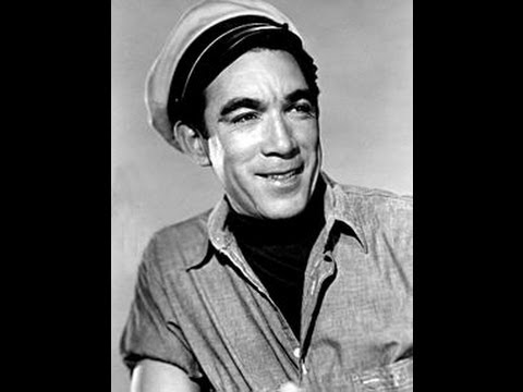 Anthony Quinn speaking at UCLA 10/19/1970