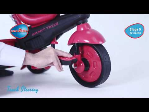 smart trike recliner instruction manual