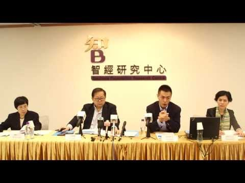 Bauhinia Press Conference on Upward Mobility of Young People