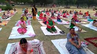 नि:शुल्क मोटापा निवारण शिविर in SHIVALIK garden, manimajra, chandigarh( 28.05.2018)
