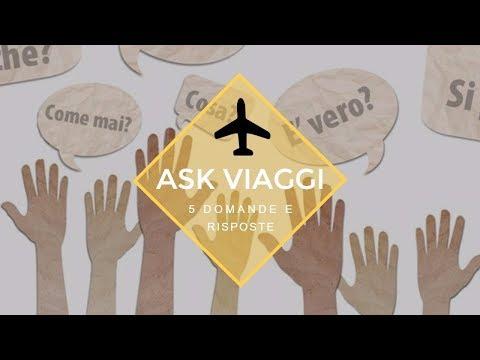 Storia di una TRAVEL BLOGGER e INFLUENCER: un VIDEO ASK e qualche TRAVEL HACKS ✈- Alice Cerea