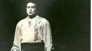 Antigone Sgourda & Jose Carreras. O dolci mani. Tosca. München 1977.