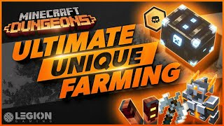 Ultimate Unique Farming In Minecraft Dungeons