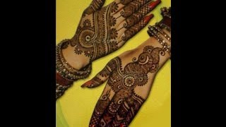 Most Beautiful And Unique Henna Design Special Indian Pakistani Occassions, Teej, Eid, Karwa Chauth