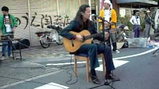 今度は佐渡を題材にした歌をしっとりと唄います。 This time Yutaro Nag...