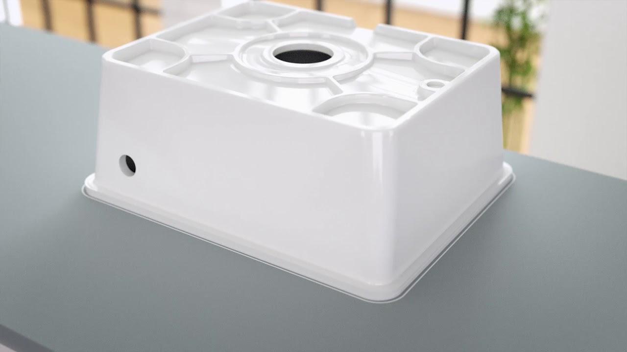 Jak Zamontować Zlew Ceramiczny Podwieszany Villeroy Boch