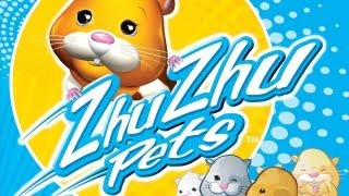 CGR Undertow - ZHU ZHU PETS review for Nintendo DS