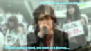 COCOA OTOKO - sayonara ja nakute LIVE sub