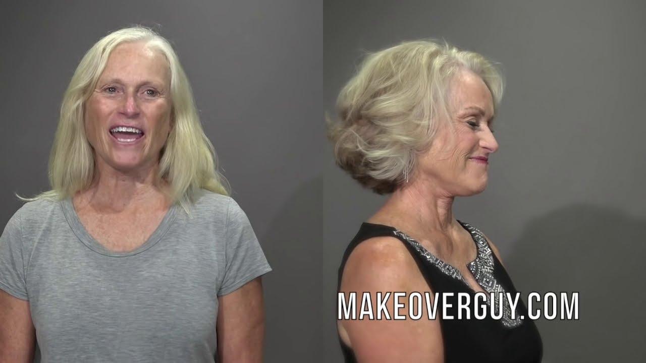 She's Still Got It! A MAKEOVERGUY® Makeover