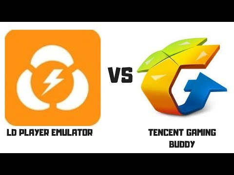PUBG Mobile Tencent Gaming Buddy VS LD Player Emulator (Best Emulator ...??)