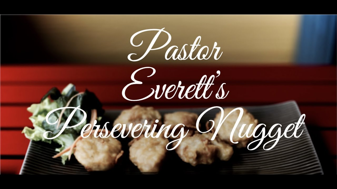 Persevering Nugget (Your Worth Is Valuable)