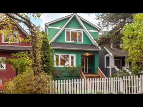 1955 Kitchener Street - Beautiful 3 Level Character Home in Commercial Drive
