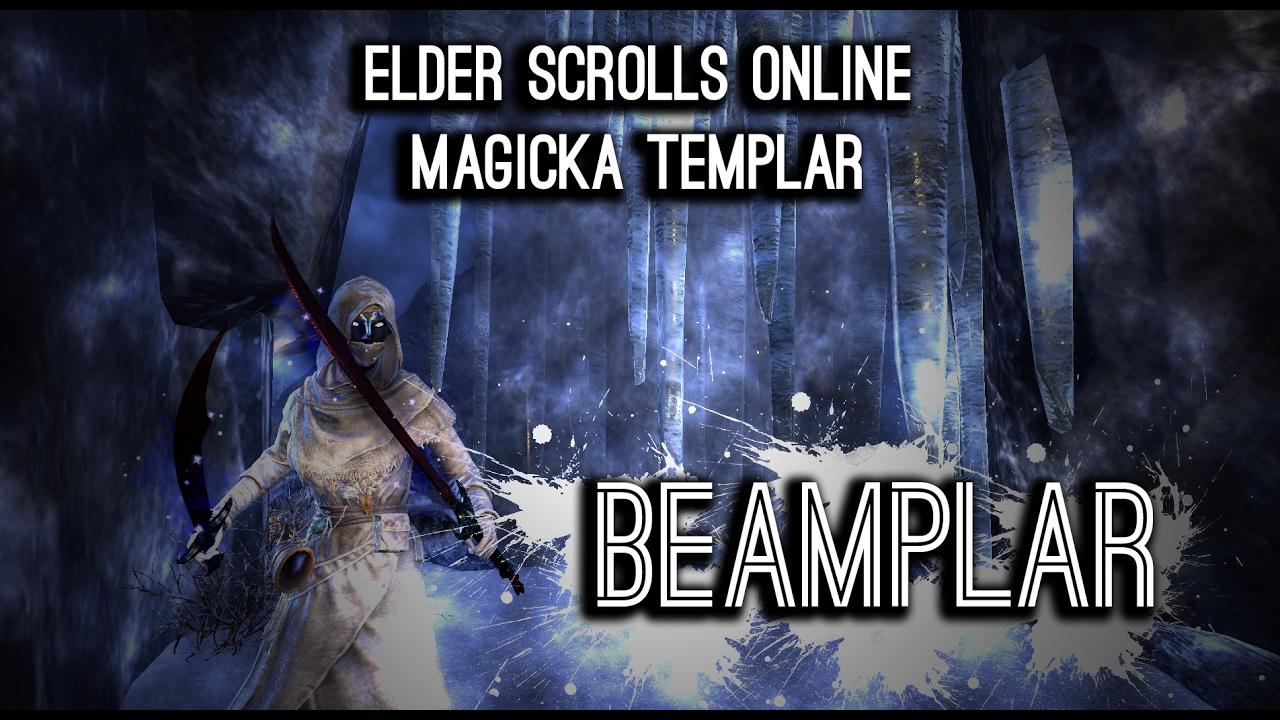 ESO: Magicka Templar PvE Build