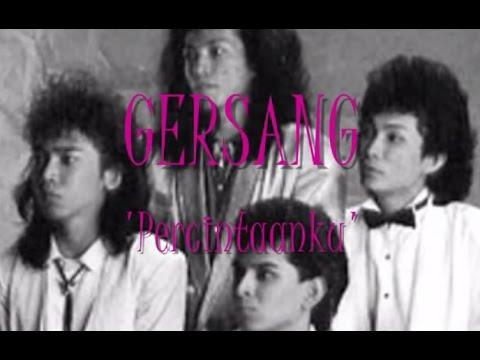 GERSANG - Percintaanku