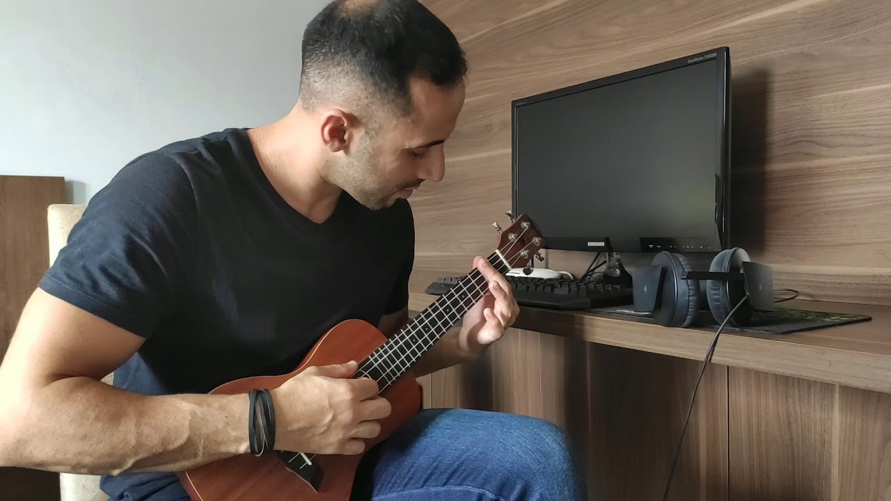 toss a coin to your witcher ukulele cover
