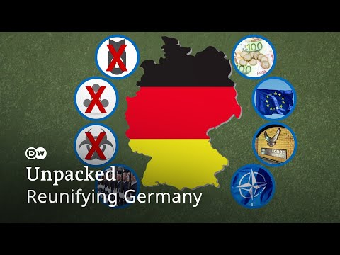 German reunification: How two countries (sort of) became one | UNPACKED