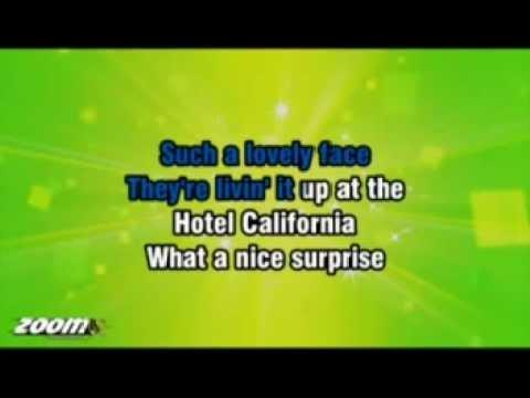 Hotel California (Karaoke)