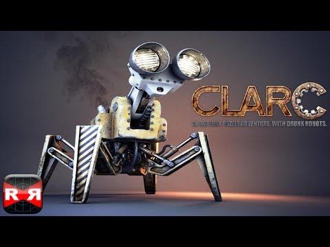 CLARC - iPad Mini Retina Gameplay