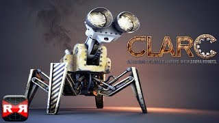 CLARC - iPad Mini Retina Gameplay