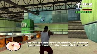 GTA San Andreas Mission 73 Black Project (PC)