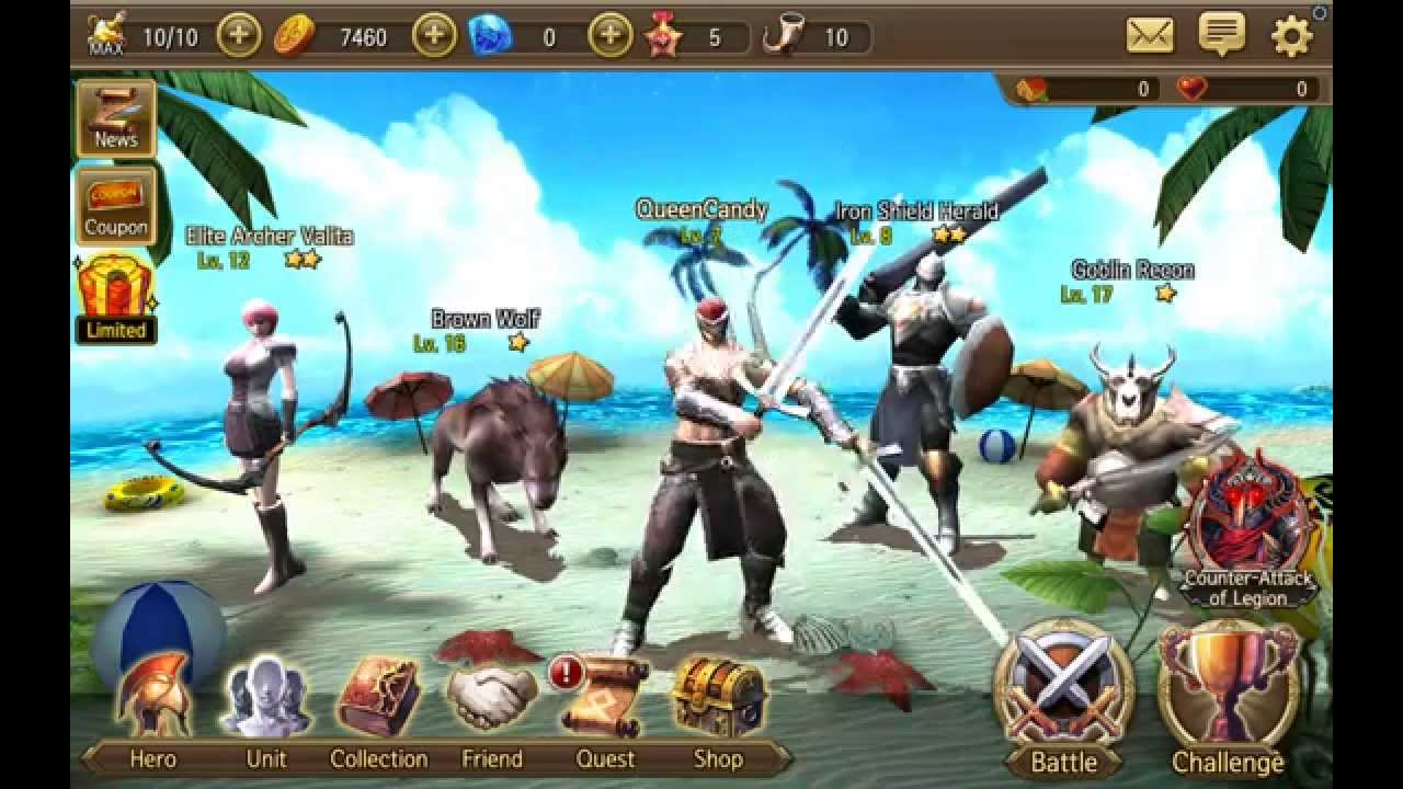 iron knight android coupon