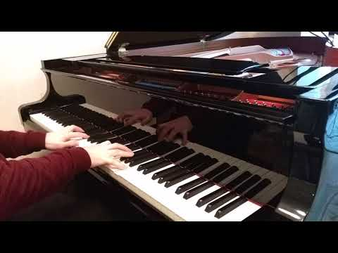 Rita Ora - Anywhere (Piano Cover by Matthew James Richards)