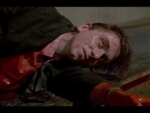 Reservoir Dogs (1992) - Mr. Orange (Tim Roth) says to Marvin Nash that he's undercover