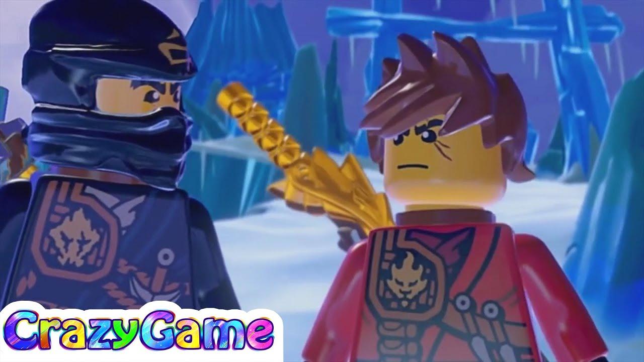 Lego ninjago shadow of ronin episode 5 the frozen wastes - Ninjago episode 5 ...
