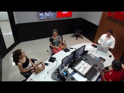 CBN Campo Grande com Otávio Neto (23/10/2018)