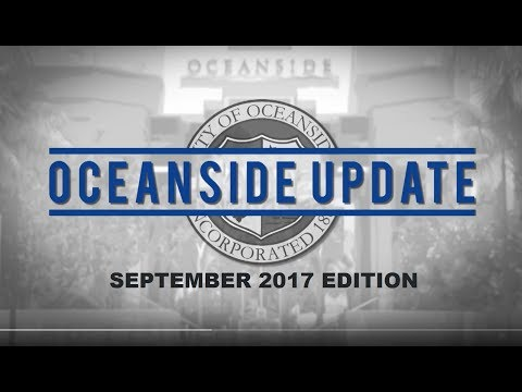 Oceanside Update September 2017