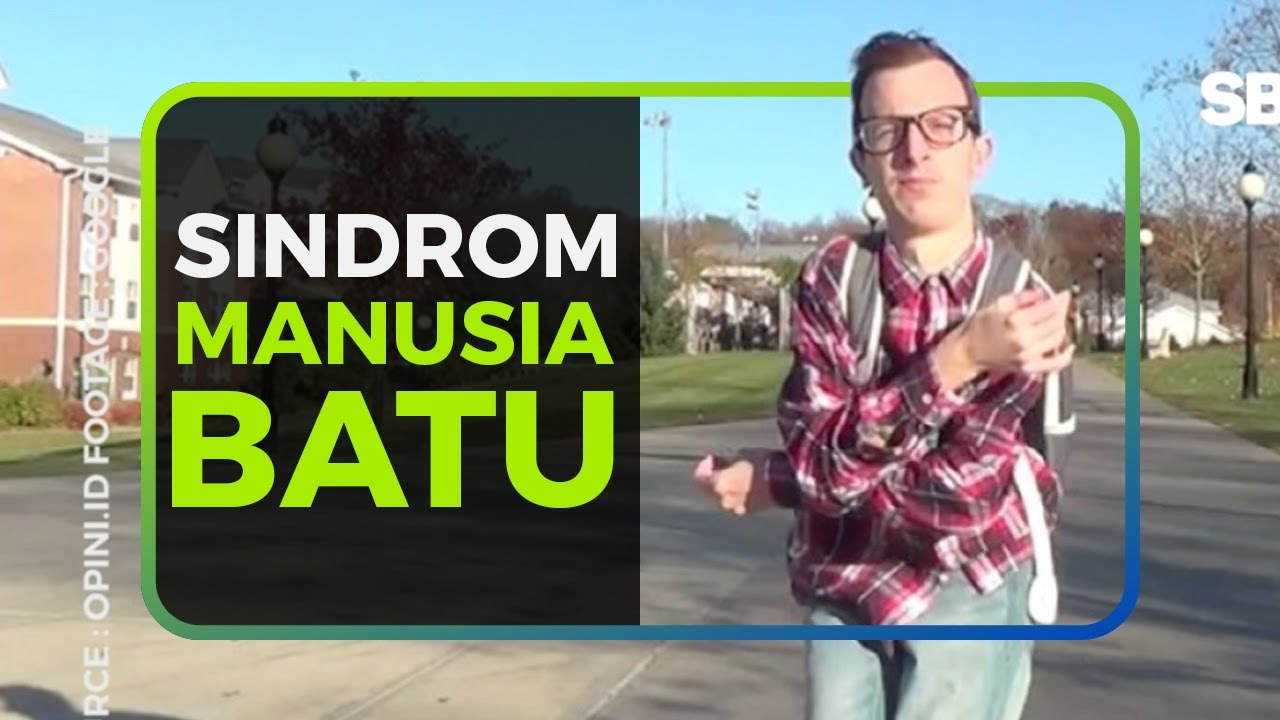 SINDROM MANUSIA BATU