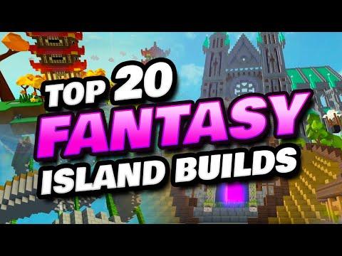 Top 20 Fantasy Island Builds in Roblox Islands (Vote Now!)