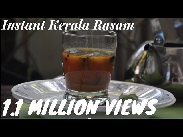 ??? ???? ????????  ???? ???  Kerala Instant Rasam without Rasam Powder  Eps: no11