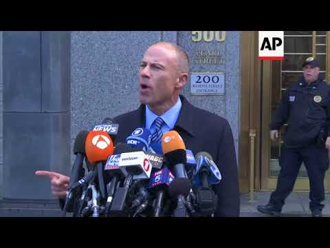 Stormy Daniels' attorney describes Cohen as