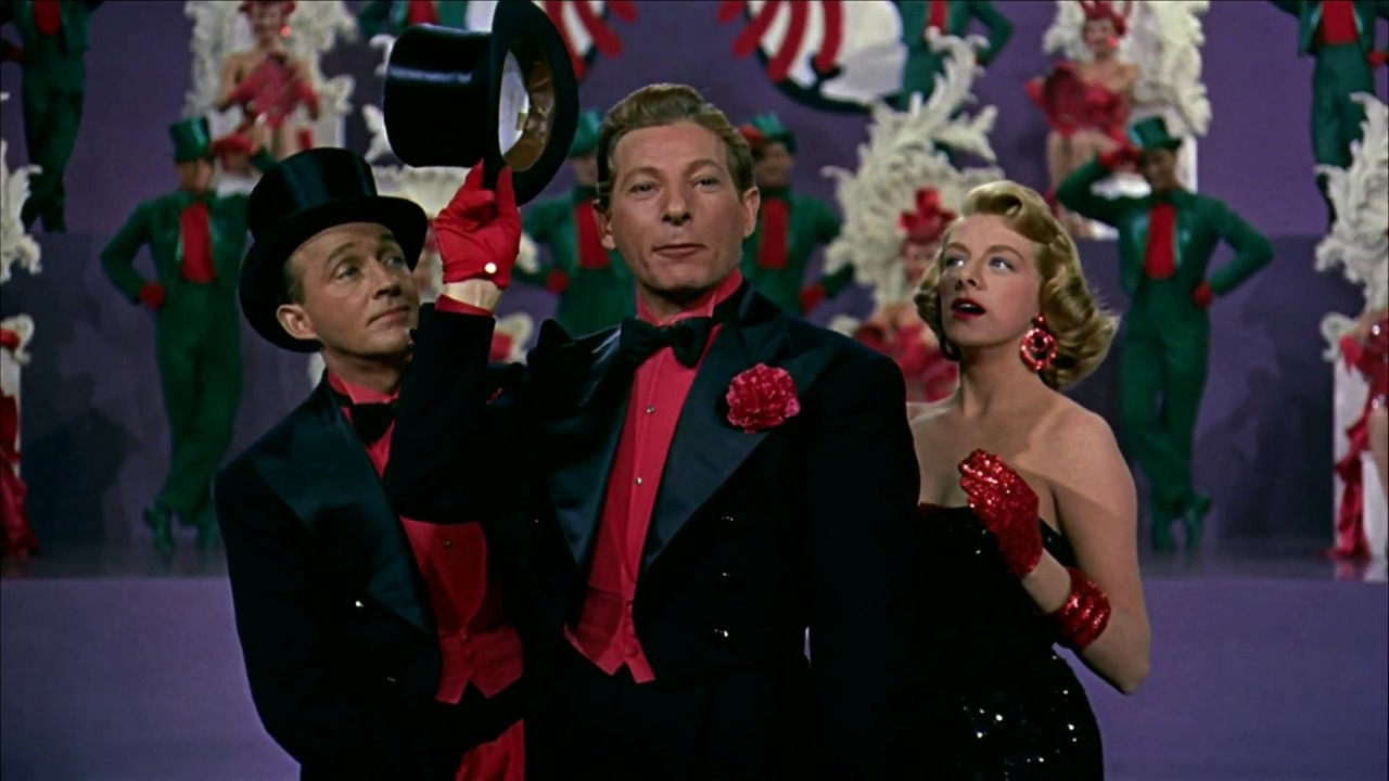 White Christmas Minstrel Show.Minstrel Show And Mandy Bing Crosby Danny Kaye Rosemary Clooney Vera Ellen And Chorus