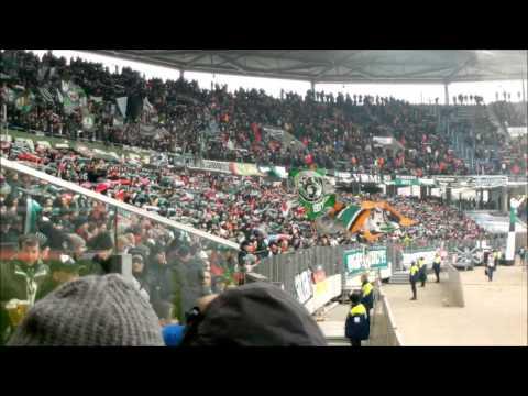 Hannover 96 - Alte Liebe/ Live-Stadion/ 10.3.13